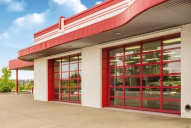 Commercial Garage Doors Fort Wayne | Fort Wayne Door